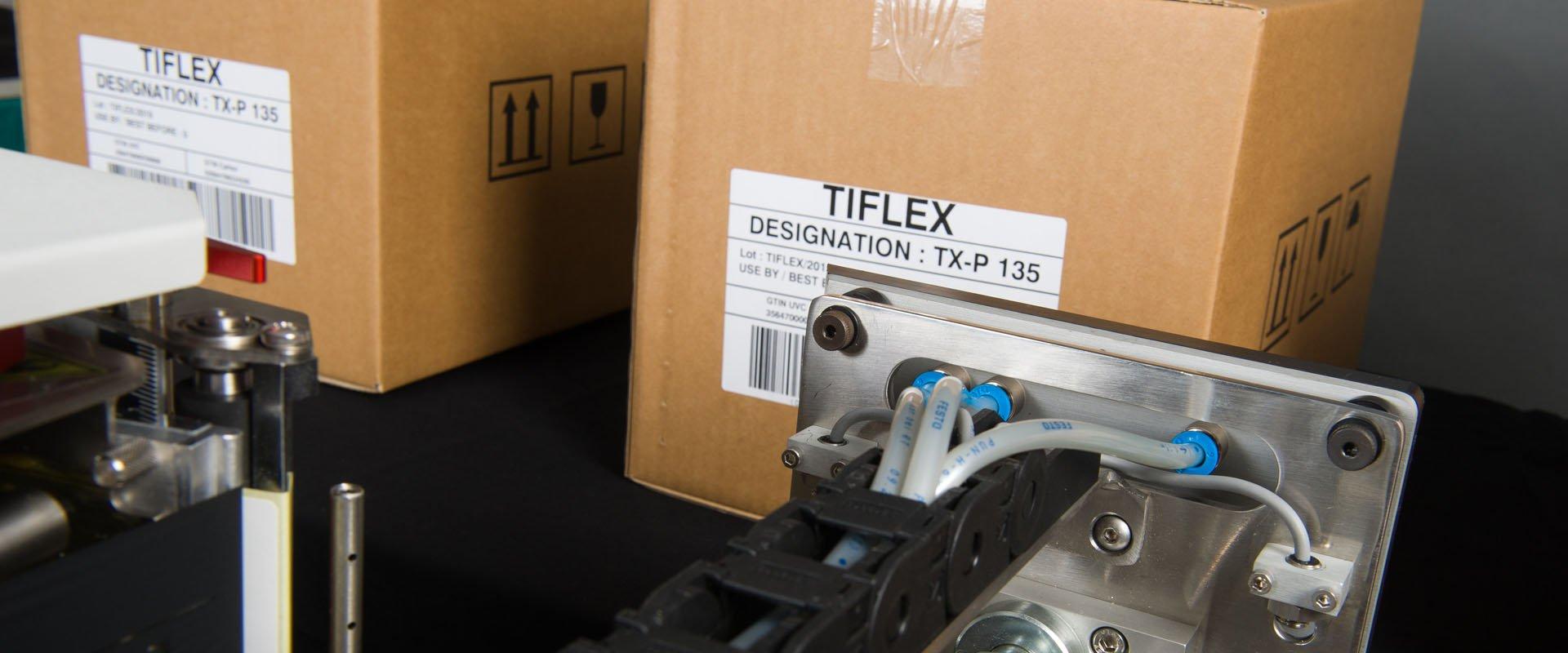 Slider etiqueteuse Tiflex cartons_2